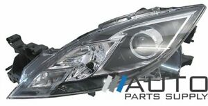 Mazda GH 6 LH Headlight Head Light Lamp Halogen type 2008-2010 *New*