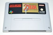 THE LEGEND OF ZELDA A LINK TO THE PAST Nintendo SNES Spiel