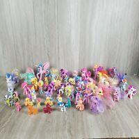 My Little Pony Mini Figures Miniature Ponies Mixed Lot 60 - Small Horses