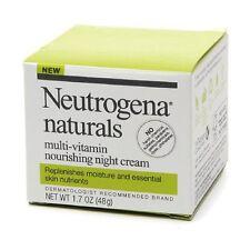 Neutrogena Naturals Nourishing Night Cream 1.7 oz (48 g)