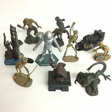 Ray Harryhausen Real Figure Collection 10pcs Normal Full Set 2003 Japan
