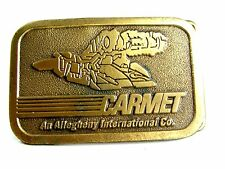 Carmet Serial No. 722 Belt Buckle by Hit Line 12022013