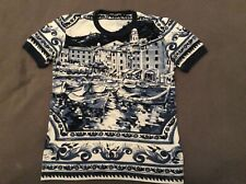 Men's Dolce&Gabbana cotton T-Shirt size 44