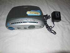 Philips Magnavox AE2155 WeatherBand AM/FM analog TV Sound Portable Radio.