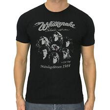 Whitesnake t-shirt David Coverdale 1984 rock band vintage retro size S to 2XL