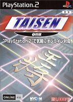 USED PS2 PlayStation 2 TAISEN 1 Shogi 00908 JAPAN IMPORT