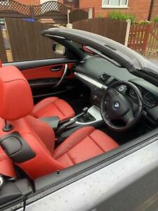 BMW 118i m sport convertible 2009 part x transit Connect