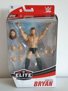 "DANIEL BRYAN / MATTEL / WWE ELITE COLLECTION SERIES 79 / 7"" ACTION FIGURE"