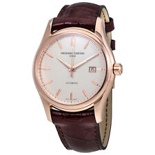 Frederique Constant Clear Vision Rose-tone Mens Watch 303V6B4