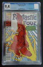 Fantastic Four 353 Newsstand CGC 9.4 WP 🔥🔥 1st Appearance Mr Mobius Loki