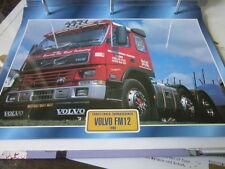 Super Trucks Frontlenler Schweden Volvo FM12, 1998