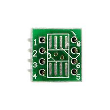 5pcs SO8 SOIC8 SOP8 TO DIP8 Adapter SOP8 DIP8 PCB Conveter Board