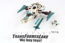 Vector Prime Safeguard 100% Complete Voyager Cybertron Transformers