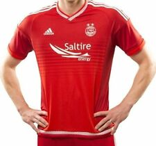 BRAND NEW  Aberdeen Football Shirt 2015/16 Home Top Soccer Jersey Dons MENS-XXL