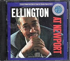 Duke Ellington And His Orchestra At Newport~CD~LIKE NEW~Fast 1st Class Mail