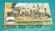 Anti Aircraft Battery MPC 1/76 Factory Sealed.