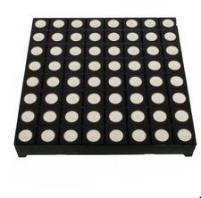 8x8 Dot-Matrix-Display-Modul, Full Color RGB  5mm, 64x LED  gem. Anode, 1St.