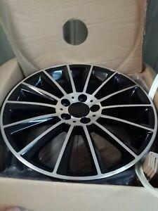 18'' Turbine Twist Styl Alloy Wheel Fit Mercedes C E S W212 W213 W205 Glc