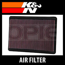 K&N High Flow Replacement Air Filter 33-2233 - K and N Original Performance Part