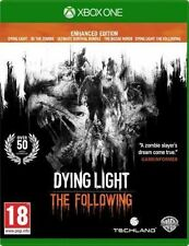 Dying Light The Following Enhanced Edition Xbox One Game in Stock