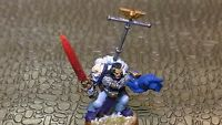 warhammer 40k space marines (1) captain mixed weapons metal gw