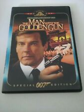 The Man with the Golden Gun (DVD, 2000) WS BOND 007 Roger Moore