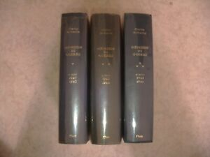 charles de gaulle mémoires de guerre 3 volumes