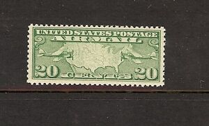 Mint C9  FVF/NH! Post Office Fresh! SCV=$13.50