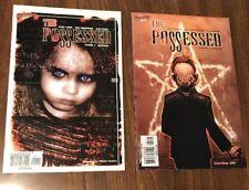 The Possessed #1 & #2, Geoff Johns & Liam Sharp, FINE , 2003 2 BOOK LOT