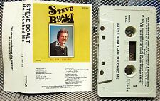 STEVE BOALT He Touched Me cassette tape 1976 orchestral Christian