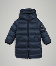 ad50fff7ac Burberry Navy Blue Detachable Hood Down - Filled Puffer Women ladies Coat