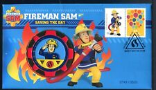 2017 Fireman Sam With Limited Edition Medallion Cover 0743/3500