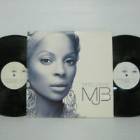 MARY J BLIGE - THE BREAKTHROUGH 2LP 2005 US ORG JANET JACKSON GEFFEN HIP HOP R&B