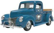 Revell 854928 1940 Ford Custom Pick Up Truck 1/24 Scale Plastic Model Kit
