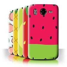 STUFF4 Back Case/Cover/Skin for HTC Desire HD/G10/Fruit Trend Summer Cartoon