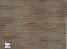 Special order - Send 4 Sheets Latex Brick Sheet 1:24 #H8209 Shipping included