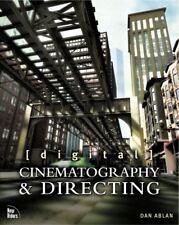Digital Cinematography & Directing Book - Dan Ablan - Movie Making