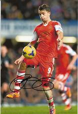 Southampton main signé Jay Rodriguez 12x8 photo 13/14 1.
