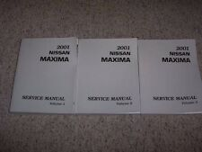 2003 nissan maxima owners manual