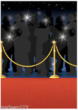 50ft Hollywood Red Carpet Roll Party Scene Setter Star Night Oscars Wall Runner