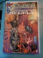 Cyber Force #28 VF 1996 Image Comic David Finch ART