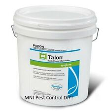TALON PELLETS 1kg Rat Mouse Mice Bait  Rodenticide  Brodifacoum NO BUCKET