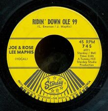 45pc-country-STARDAY 745-Joe & Rose Lee Maphis
