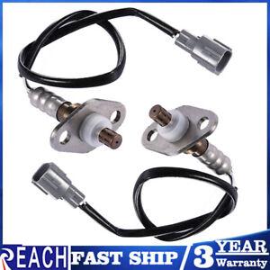 2Pcs Up / Downstream O2 Oxygen Sensor For Toyota Tundra Tacoma 4Runner 234-4154