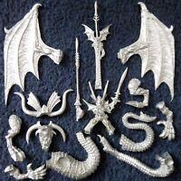 1994 High Elf Prince Imrik Lord of the Dragons Games Workshop Dungeons & Caledor