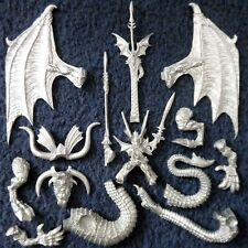 1994 Alto Elfo Prince IMRIK Señor De Los Dragones Games Workshop Dungeons & Caledor