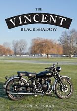 The Vincent Black Shadow book paper