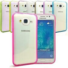 Handy Hülle Samsung Galaxy Schutzhülle TPU Silikon Case Clear Back Cover Bumper