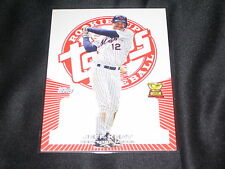 JEFF KENT METS LEGEND LIMITED EDITION AUTHENTIC BASEBALL CARD RARE /499