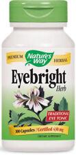 Nature's Way EYEBRIGHT Herb 430 mg. - 100 vegetarian capsules EYE HEALTH